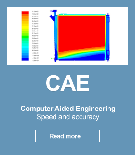 CAE. Computer Aided Engineering Speed and accuracy